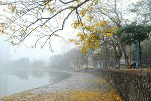 Thời tiết 31-3: Hà Nội có mưa nhỏ, mưa phùn, trời trở lạnh