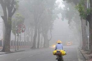 Thời tiết ngày 31/3: Không khí lạnh tăng cường gây mưa nhỏ, mưa phùn