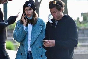 'Chân dài' Irina Shayk có tình mới sau khi chia tay Bradley Cooper?