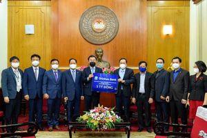 Đại sứ Hàn Quốc tin tưởng Việt Nam sẽ chiến thắng dịch Covid-19