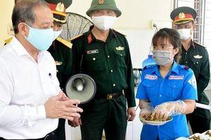 Chủ tịch tỉnh Thừa Thiên Huế: 'Lời kêu gọi của Tổng Bí thư đã khơi dậy lòng yêu nước, lòng tự hào dân tộc, tạo ra sức mạnh toàn dân chống đại dịch Covid-19'