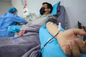 Nhật ký 24 ngày chiến đấu với Covid-19 của bệnh nhân nặng