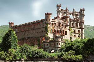 11 biệt thự, lâu đài xa xỉ bị bỏ hoang