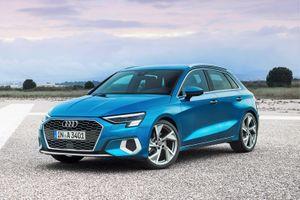 Audi A3 Sportback 2020 ra mắt, gọn gàng và thể thao hơn