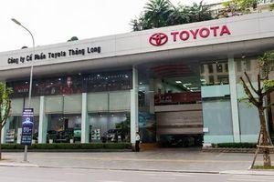 Toyota Việt Nam tạm ngừng sản xuất để ứng phó với Covid-19