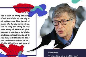 3 điểm trong kế hoạch chiến đấu với Covid-19 của Bill Gates