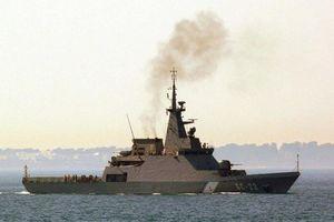 Va chạm tàu dân sự, tàu tuần tra Venezuela chìm ngay lập tức