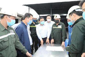 Cứu 6 công nhân than Quảng Ninh bị mắc kẹt