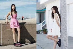 Song Hye Kyo chứng minh sandals thô kệch cực hot trong hè 2020