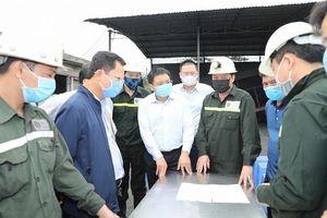 Quảng Ninh: Cứu hộ thành công 6 công nhân bị mắc kẹt dưới lò than