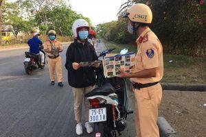 TP.HCM: Tai nạn giao thông tăng vì đường... thông thoáng