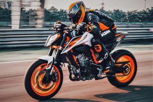 KTM Duke 890 R 2020 ra mắt - mạnh mẽ và hiện đại hơn