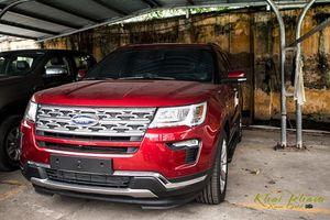 Mới giảm 269 triệu, Ford Explorer tại Việt Nam lại xuống giá