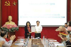 Thứ trưởng, Tổng Giám đốc BHXH Việt Nam Nguyễn Thị Minh nghỉ hưu