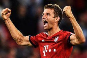 Bayern 'trói chân' Muller tới năm 2023