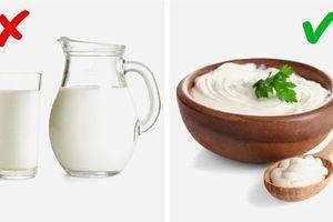 Bí quyết ăn uống thông minh giúp cơ thể không phát ra mùi khó chịu