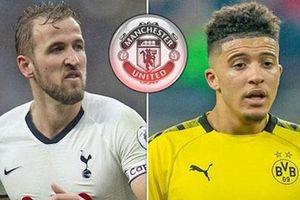 M.U phải bán Pogba mới có thể mua cả Kane và Sancho