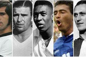 Top 10 'sát thủ' săn bàn xuất sắc nhất lịch sử bóng đá thế giới