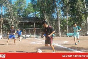 Bình Hòa phát triển phong trào thể thao quần chúng