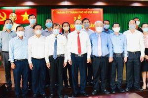 TP.HCM, Đà Nẵng kiện toàn nhân sự, bổ nhiệm lãnh đạo mới