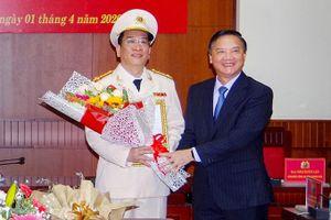 Chân dung Đại tá Đào Xuân Lân - tân Giám đốc Công an tỉnh Khánh Hòa