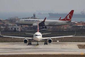 Hàng không Thổ Nhĩ Kỳ tiếp tục hủy chuyến bay quốc tế tới ngày 1/5