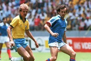 Trận đấu thế kỷ giữa Brazil và Pháp 34 năm trước ở World Cup