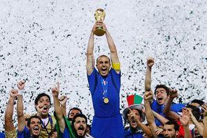 Lá thư Cannavaro về trận đấu của cả nước Ý