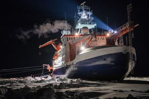 Nhiều nhà khoa học bị kẹt lại Bắc Cực vì virus corona
