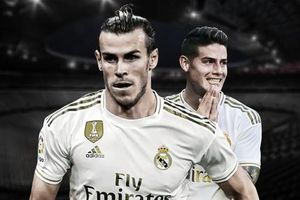 Hai ngôi sao Real có thể sang Premier League dưới trướng Ancelotti