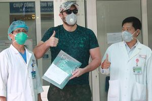 Bệnh nhân mắc Covid-19 thứ 68 xuất viện ở Đà Nẵng