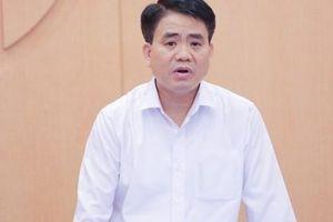 Chủ tịch Hà Nội: Từ mai 4-4, phạt tất cả các trường hợp ra đường không thuộc diện cho phép