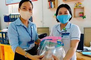 Bình Phước: Chế tạo thiết bị phòng chống dịch Covid-19