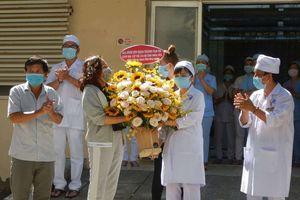 7 ca mắc Covid-19 ở Bình Thuận đã khỏi bệnh được xuất viện