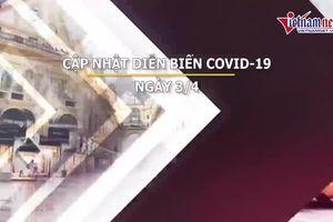Covid-19: Thế giới vượt 1 triệu ca nhiễm, số ca tử vong ở Mỹ, Pháp tăng vọt