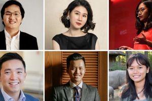 6 gương mặt trẻ Việt Nam lọt top Forbes 30 Under 30 châu Á