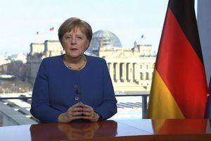 Thủ tướng Đức Merkel quay lại làm việc sau thời gian tự cách ly