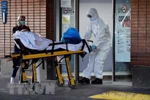Số người tử vong trên thế giới vì dịch COVID-19 tiếp tục tăng