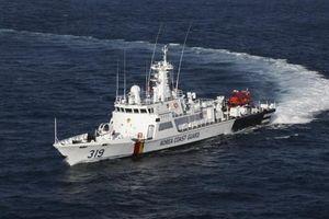 Hàn Quốc tặng tàu tuần tra đã qua sử dụng cho đối tác
