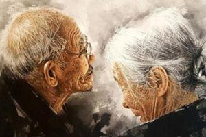 Nghẹn ngào trước tiếng khóc nấc của cặp vợ chồng già: 'Nhờ con dưỡng già không bằng bán thân dưỡng lão'