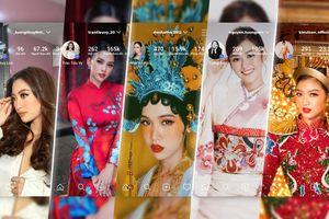 Đo độ hot dàn hoa hậu Việt: Tiểu Vy vượt Mâu Thủy, Đỗ Mỹ Linh - Huyền My đuổi kịp Minh Tú - H'Hen Niê