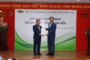 Ông Nguyễn Khắc Hải làm Quyền tổng giám đốc VEAM