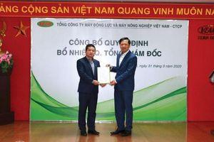 VEAM bổ nhiệm ông Nguyễn Khắc Hải làm quyền Tổng Giám đốc