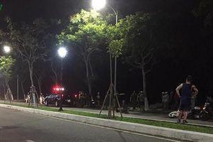 2 chiến sĩ cảnh sát hy sinh khi truy đuổi đối tượng đua xe và cướp giật