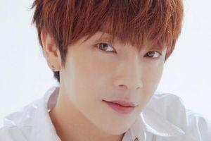 Nam ca sĩ Hàn Quốc đầu tiên xác nhận mắc Covid-19