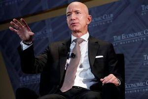 Tỷ phú Jeff Bezos quyên góp 100 triệu USD để chống Covid-19