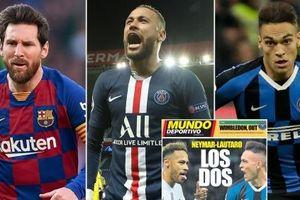 Barcelona thanh lọc đội hình hè 2020 vì Neymar