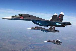 Không quân Nga chuẩn bị tiếp nhận 'siêu cấp hậu vệ' Su-34NVO