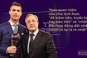 Real Madrid đang 'trẻ hóa giải ngân hà'