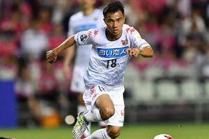 'Messi Thái' tiết lộ bí quyết để thành công tại Nhật Bản